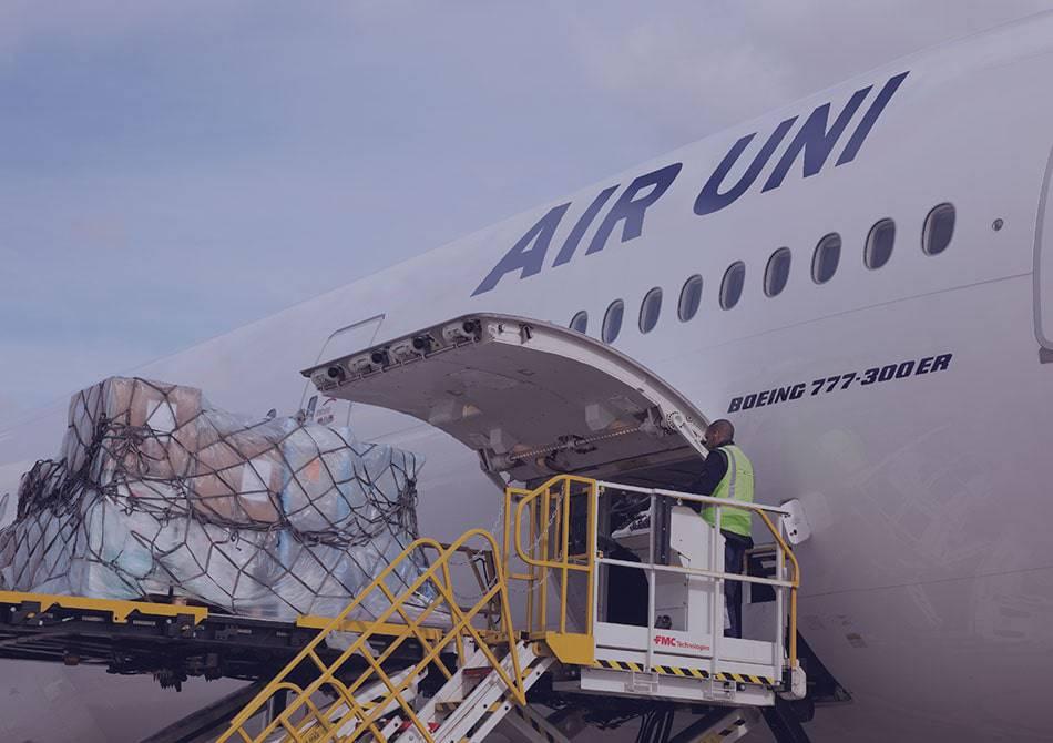 Air Block Space Agreement Uni Logistics Inc